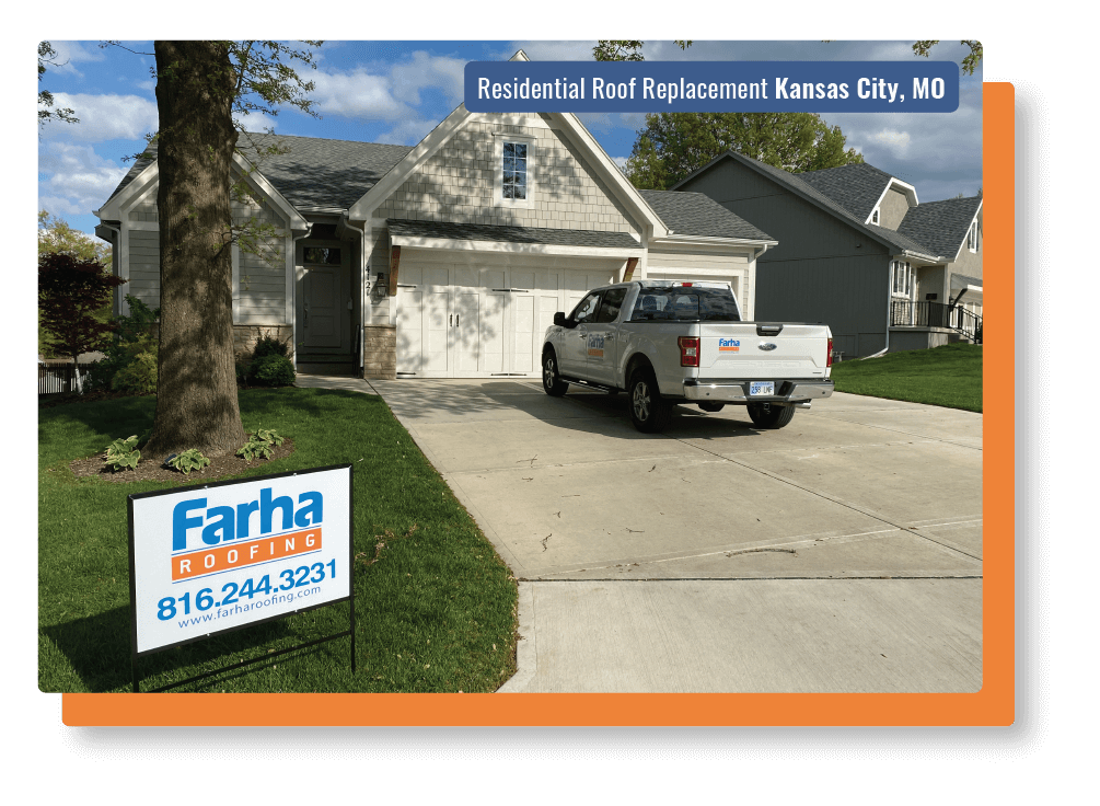 Residential Roof Replacement Kansas city