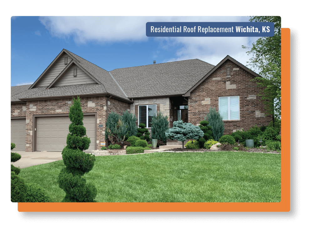 Residential Roof replacement Wichita KS