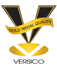 Versico gold medal roofing contractor