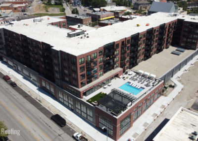 multi-family roofing projects work