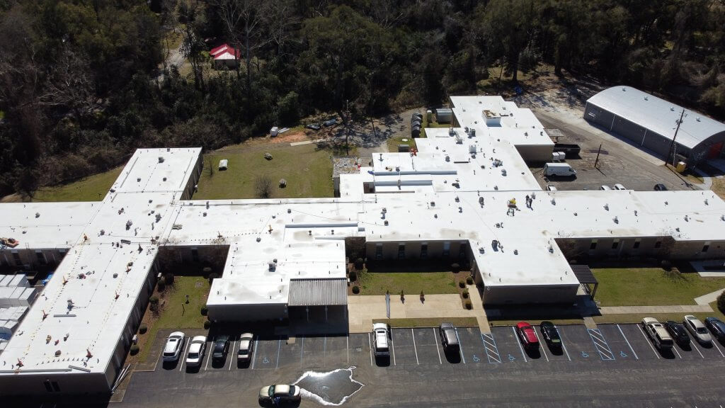 Mission Health Commercial roofing